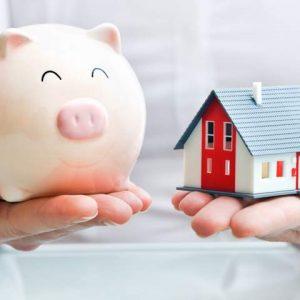 besparen, sparen voor eigen woning, je eigen huis is geld waard